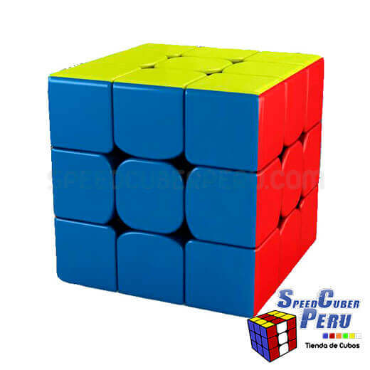MoYu-Weilong-GTS2-M-3×3-Cube-Stickerless