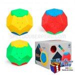 ShengShou-3-Colors Megaminx